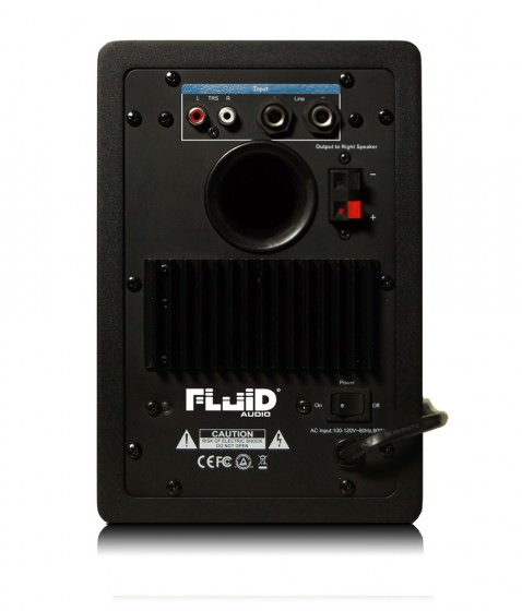 Fluid Audio F4 Test