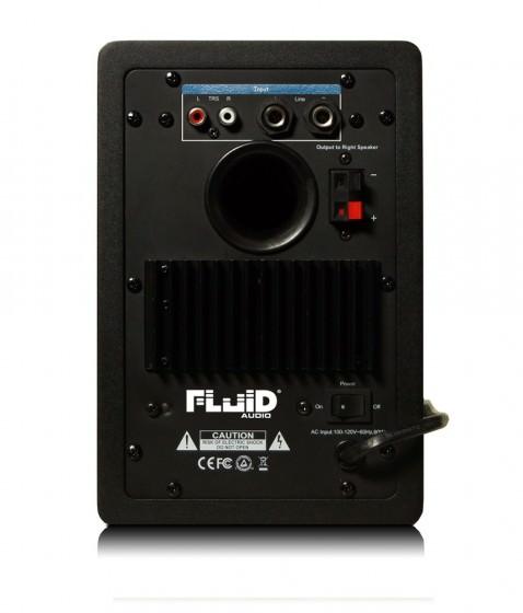 Fluid Audio F4 Testbericht