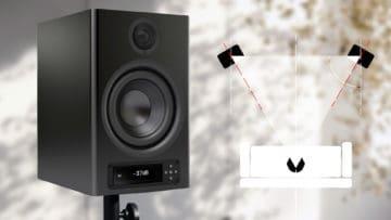 Studiomonitore & Lautsprecher aufstellen