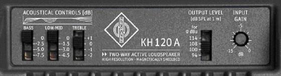 Neumann KH 120 A Testbericht
