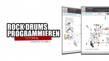 Rock Drums programmieren Video Workshop
