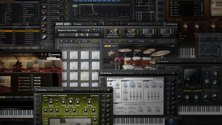 Steinberg Absolute 3 - Synthesizer Software
