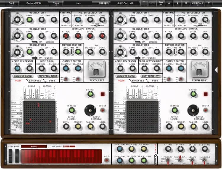XILS-lab XILS 4 - Synthesizer Software