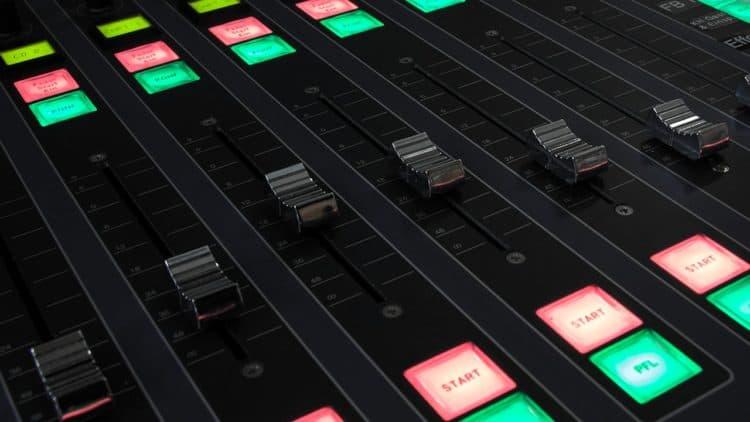 Details zu DAW-Vorlagen und Presets beim Abmischen (Mixdown) von Audio-Spuren