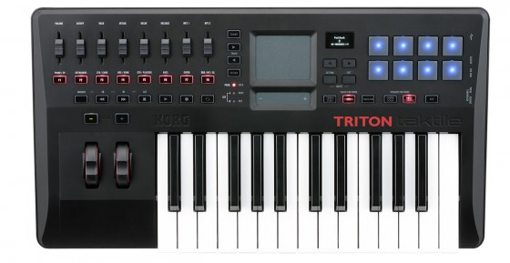 Korg Triton taktile-25