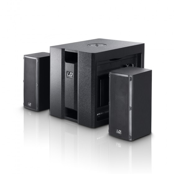 LD Systems DAVE 8 Roadie Testbericht
