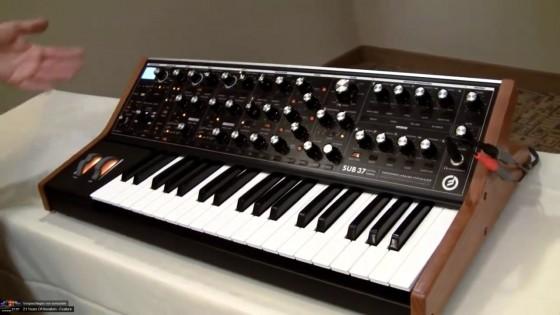 Moog Sub 37