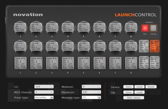 Novation Launch Control Testbericht