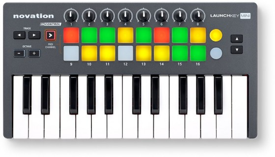Novation Launchkey Mini Testbericht