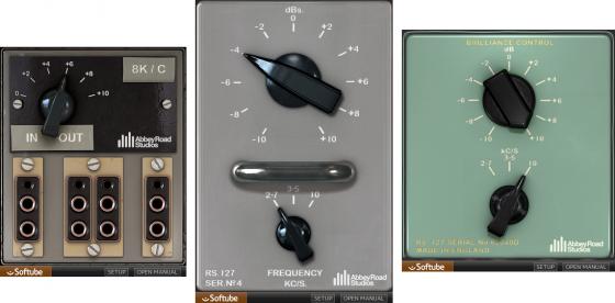 Softube Abbey Road Studios Brilliance Pack Testbericht