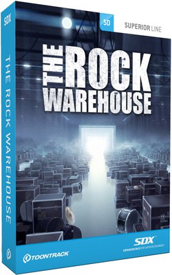 Toontrack The Rock Warehouse SDX Testbericht