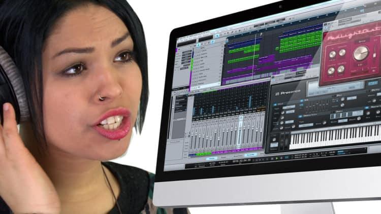 Vocals mit dem Equalizer bearbeiten