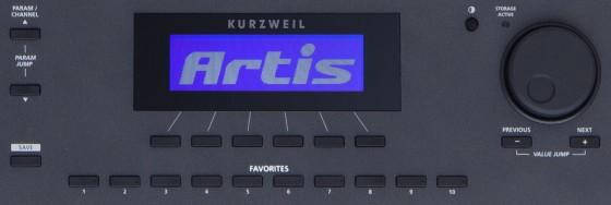 Kurzweil Artis Testbericht