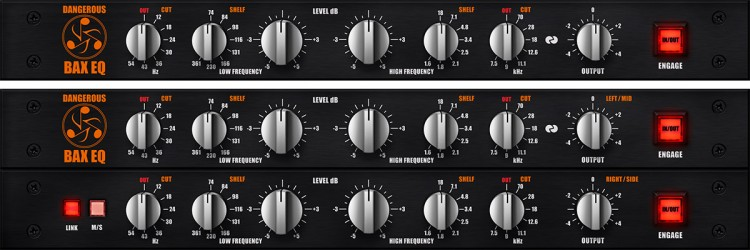 Universal Audio Dangerous BAX EQ