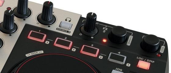 Kreatives DJing - Effekte steuern