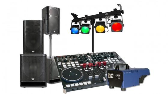 DJ Ausrüstung - Beispielset 1