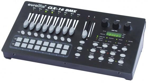 Discolicht, DJ Lichttechnik - DMX