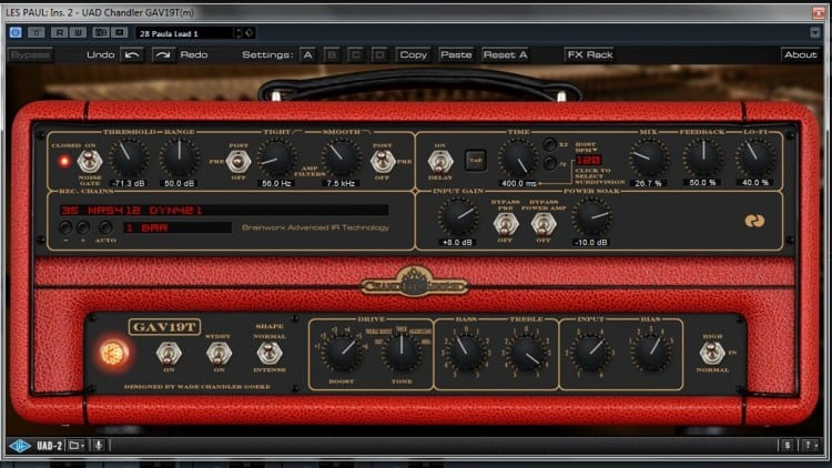 Gitarrensound fetter machen mit Plugins