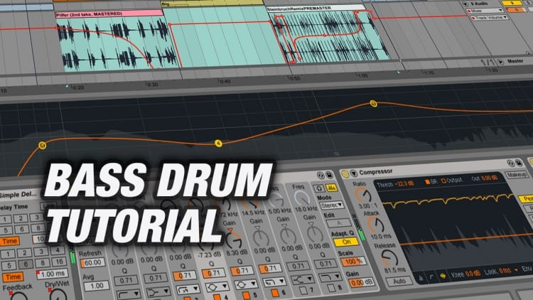 Ableton Bass Drum Tutorial