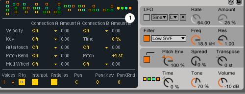 Ableton Live Bass Drum Tutorial