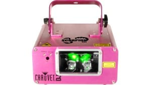Chauvet DJ Scorpion Dual