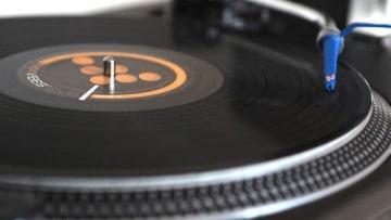 DJ-Zubehör: Mixvibes DVS Timecode Vinyl