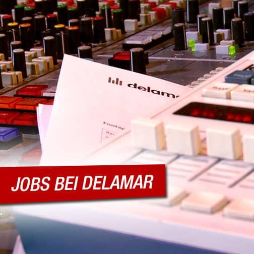 Jobs bei delamar