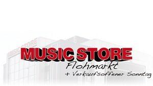 MUSIC STORE Flohmarkt 2014 Musiker-Flohmarkt