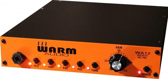 Warm Audio WA12 Testbericht