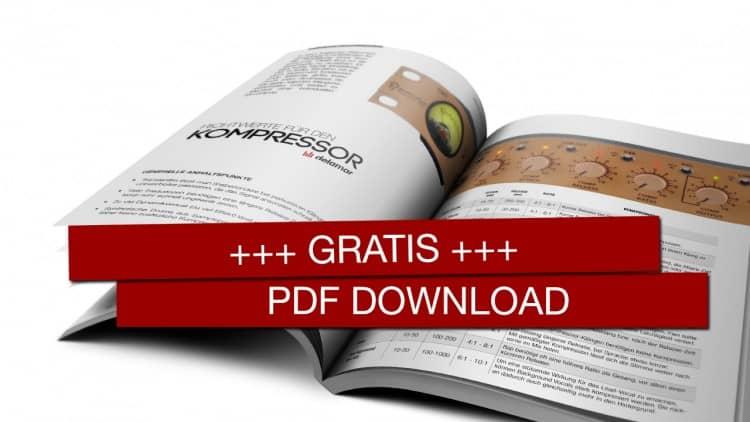 Tutorial Kompressor gratis PDF DOWNLOAD
