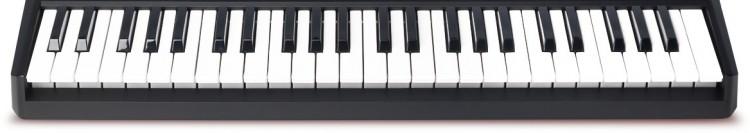 Akai MPK 249 Testbericht - Tastatur