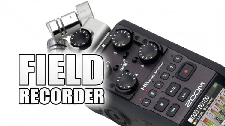 Field Recorder kaufen: Kaufberatung