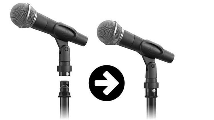 König & Meyer Quick-Release Adapter 23910