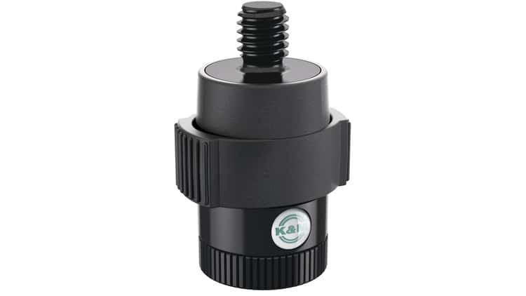 König & Meyer Quick-Release Adapter 23910 Review - Basiskomponente