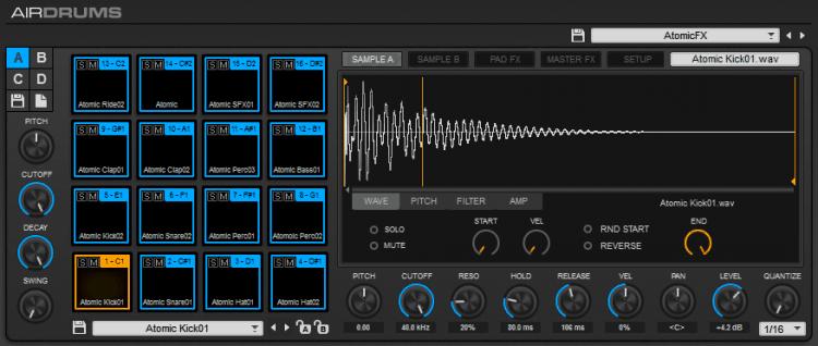 M-Audio Trigger Finger Pro Review - AIR Drums