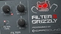 Free VST Plugins: CFA-Sound FilterGrizzly 2