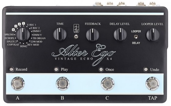 TC Electronic Alter Ego X4