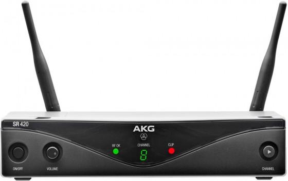 AKG WMS420 Vocal Set D5 Testbericht