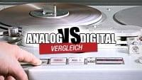 Analog Digital Vergleich