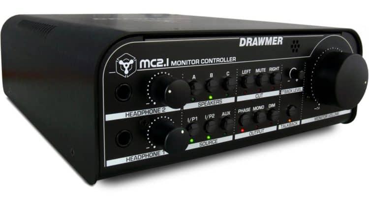 Drawmer MC2.1 Testbericht