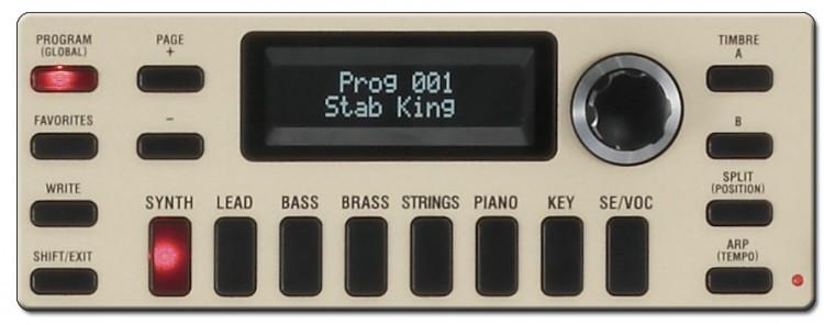 King Korg Testbericht