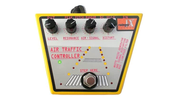 Rainger FX Air Traffic Controller Testbericht
