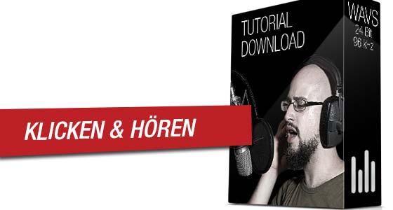Gesangsaufnahme Tipps Download