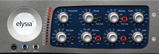 Universal Audio elysia mpressor Plug-In