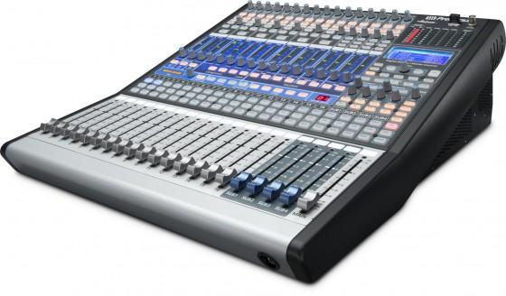 Band Recording - Mischpulte in der Praxis - PreSonus StudioLive 16.4.2AI