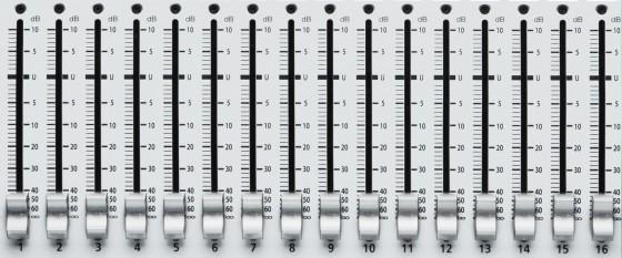 Band Recording - Mischpulte in der Praxis - PreSonus StudioLive 16.4.2AI Fader