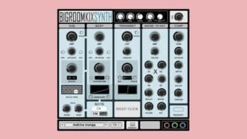 Hinton & Fairchild Bigroomkixsynth