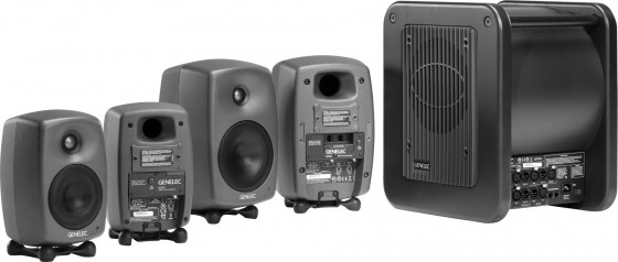 Genelec Smart Active Monitoring