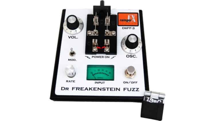 Rainger FX Dr. Freakenstein Fuzz Testbericht