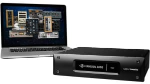 Universal Audio UAD-2 Satellite Thunderbolt